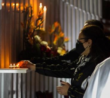 Começa o novenário em honra e louvor a Nossa Senhora do Perpétuo Socorro