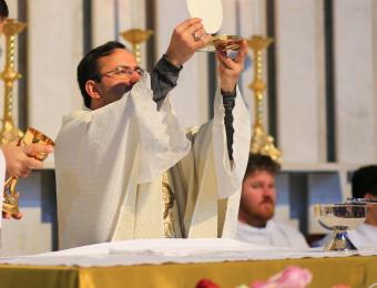 Com capacidade de público reduzida, Santuário amplia horários de missas no domingo