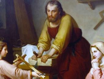 São José: agora nas Ladainhas também Patrono dos exilados e dos pobres