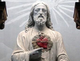 Oração para unir o seu coração ao Sagrado Coração de Jesus