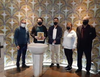 Santuário terá ícone bizantino de São José