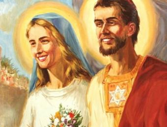 23 de janeiro: Festa dos Santos Esposos