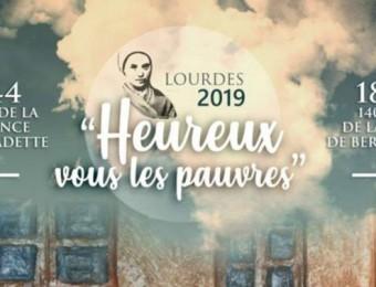 Santuário de Lourdes inaugura ano jubilar de Santa Bernadette Soubirous