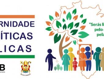 """Curso gratuito da Edições CNBB aprofunda CF 2019 cujo tema é """"Fraternidade e Políticas Públicas"""