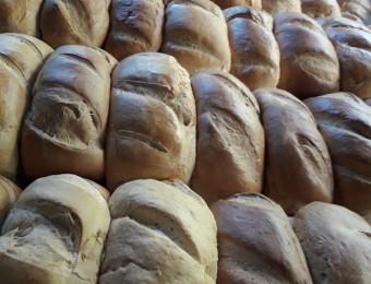 Olha o pão fresquinho!