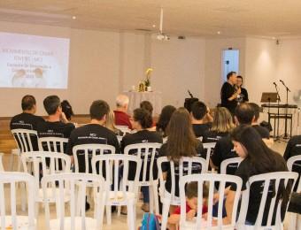 Casais do MCJ se reúnem para tarde de oração e reflexão