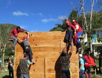 Retiro promove aventura e espiritualidade para crianças