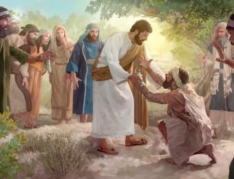 Jesus vê a necessidade de cada um - 11/12/2019