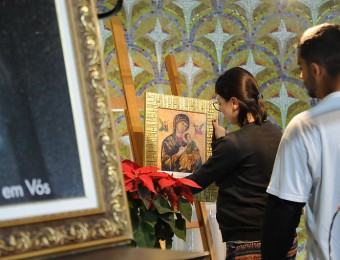 Terceiro dia: Maria e o SIM ao projeto de Deus
