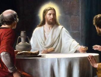 Jesus nos prepara o Banquete da Ressurreição - 08/04/2020