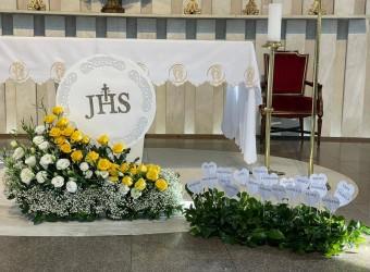 Primeira Eucaristia 2021 - 2ª turma
