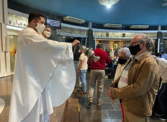 Missa dos Santos Esposos - Janeiro 2021